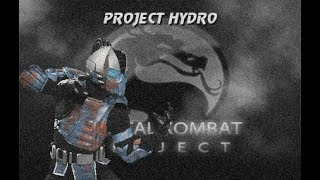 MKP 4.1 Season 2.9 (MUGEN) - Project Hydro Playthrough