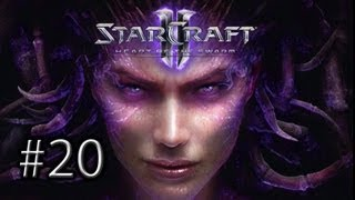 Starcraft 2 Heart Of The Swarm: Last Mission, 20 the Reckoning  1080p Hd  Hard