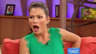 Ana Patricia tuvo otro accidente en pleno show