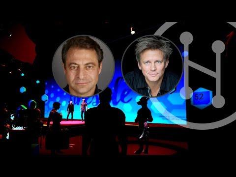 Speaker Series in VR with Peter Diamandis and Philip Rosedale