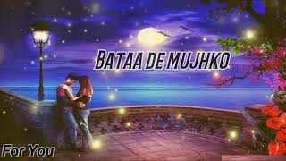 Kaise Jiyungi Tere Bina WhatsApp Status Video