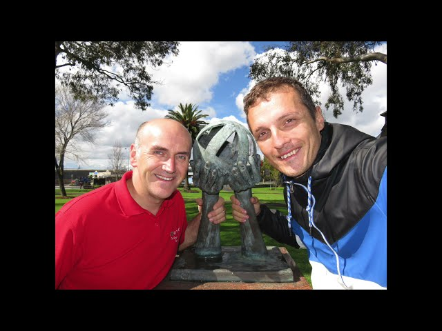 BAA conference in Cairns 2016 and a Geelong tour
