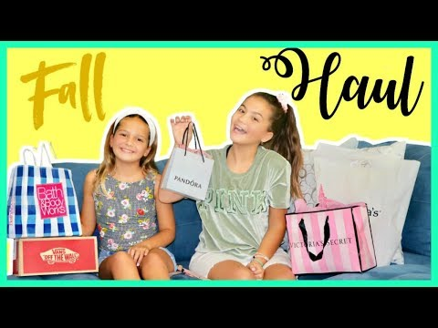 NO BUDGET FALL SHOPPING / HAUL | SISTER FOREVER