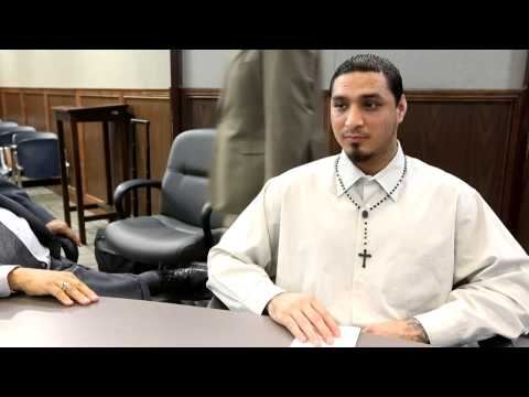 Post-sentencing interview with Daniel Garcia
