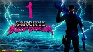 Прохождение Far Cry 3: Blood Dragon [HD] - Часть 1 (Спайдер)