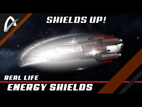 Shields Up! Real Life Energy Shields