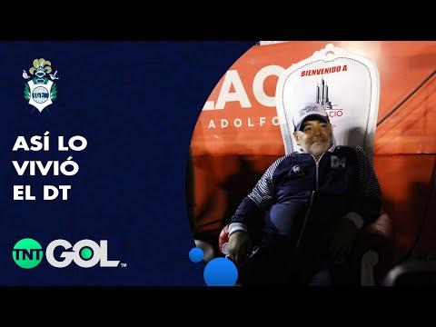 """""""La posibilidad de que Diego se vaya de repente llama la atención, pero sería fiel a su estilo"""" from YouTube · Duration:  4 minutes 50 seconds"""