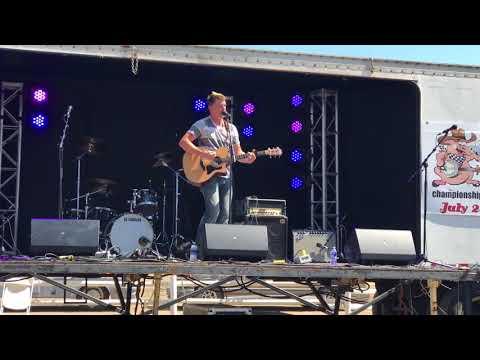 Brett Michael Monka- Take that chance ole on the spot