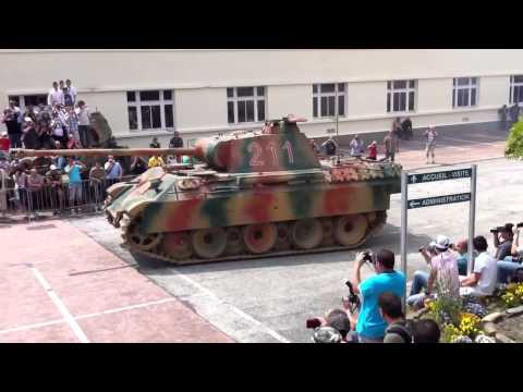 Panther at Saumur 2012 part 1 of 2