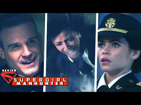 Supergirl Season 1 Episode 17 // PROJECT CADMUS EASTER EGG & SILVER BANSHEE REVEAL // DCUO