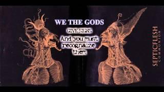 Septicflesh - We The Gods - With Lyrics (Subtitled)
