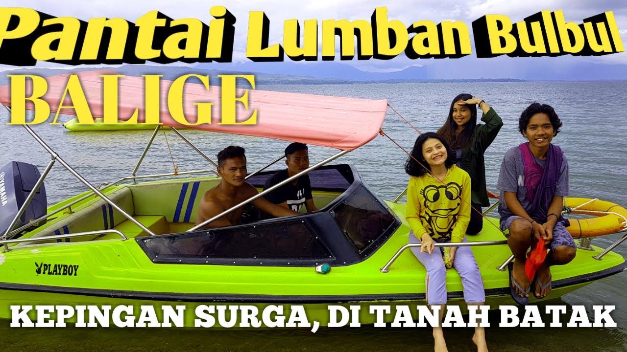 Pantai Lumban Bulbul, Balige. Apa kata Supir Boat dan ...