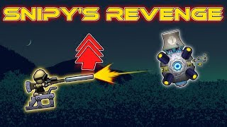 OVERPOWERED Sniper (Indefinite Upgrades) - Forts RTS [116]