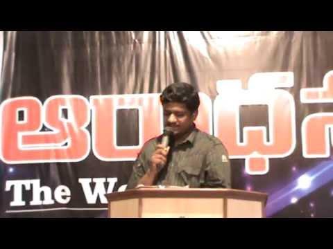 Aradhana aradhana stuthi. . . . telugu christian song by Pastor JESSE