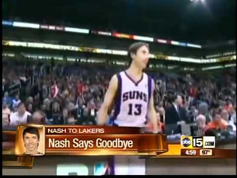Valley reaction to Nash trade