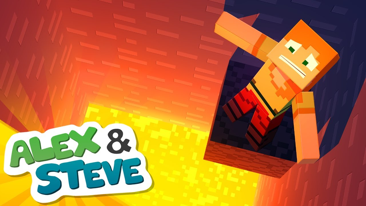 Steve Almost Killed Alex The Minecraft Life Of Alex And