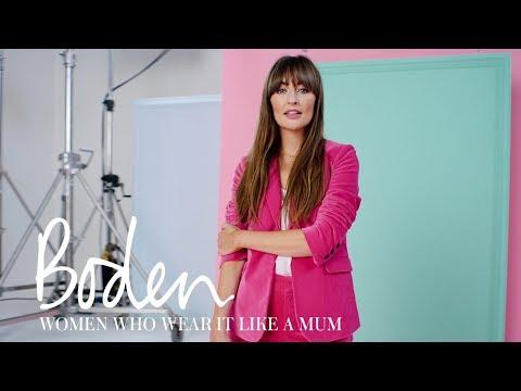Boden Presents: Women Who Wear It Like A Mum