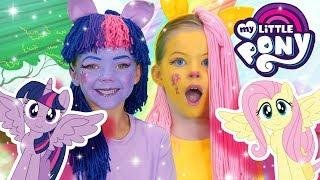 My Little Pony Finger Family | Finger Family Fun House | WigglePop