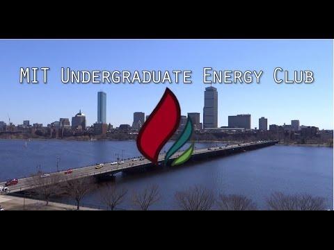 MIT Undergraduate Energy Club Promo Video