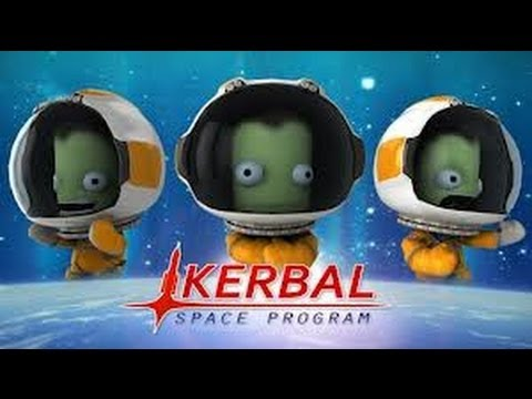 Kerbal Space Program: Ep1 - Trial and Error...Lots of Error