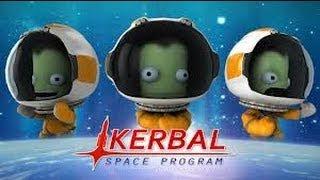 Kerbal Space Program: Ep1 - Trial and Error...Lots of Error