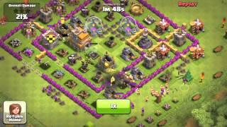 Clash of Clans Huge 675k Raid