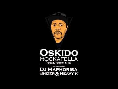 Oskido - Rockafella ft Dj Maphorisa,Bhizer,Heavy K 'DrumBoss Mix