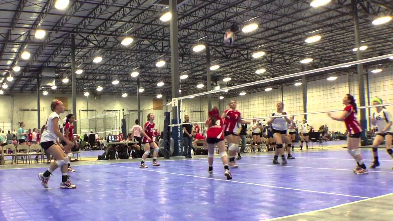 Willowbrook Club Volleyball 13 Silver 5 4 2013 Youtube