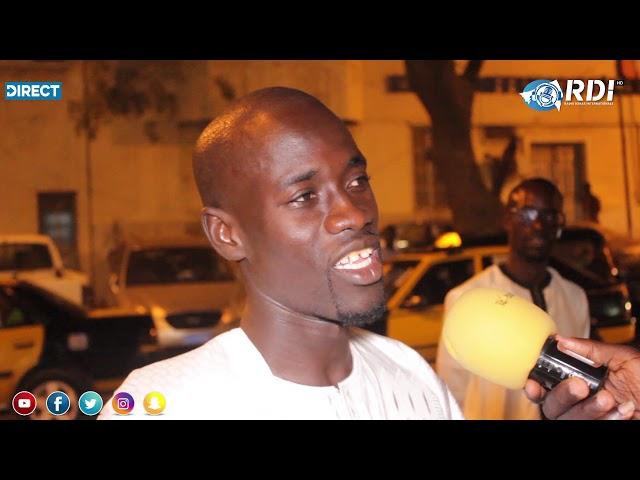 Serigne Saliou ki woutou Cheikh Bethio sama yonn Nekoussi ak talibe dong la si thiant gui la khamè..