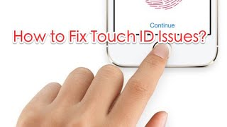 How To Fix Your IPhone Touch ID In Seconds! 5-5s-6-6s-6+7-7+
