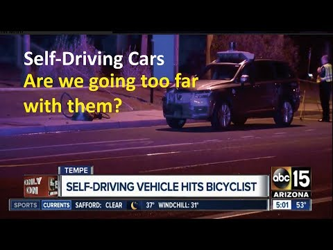 Self-driving cars: Are we going too far with them?