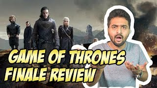 WHY GAME OF THRONES FINALE WAS SO FUZOOL | AWESAMO SPEAKS