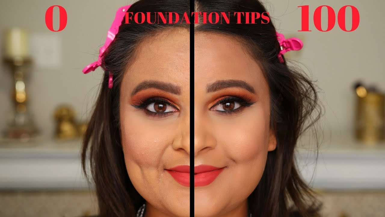 12 TO 11212! 12 TIPS TO MAKE YOUR FOUNDATION LOOK FLAWLESS!!! BEGINNER FRIENDLY