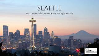 Surprising Seattle Statistics: Must know info when living in Seattle