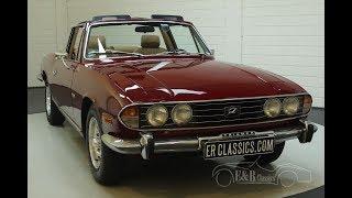 Triumph Stag Cabriolet 1975 -VIDEO- www.ERclassics.com