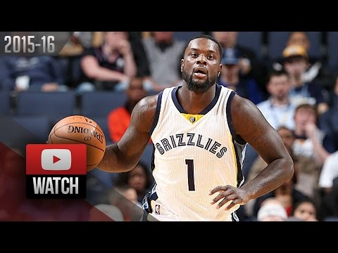 Lance Stephenson Full Career-High Highlights vs Pelicans (2016.03.11) - 33 Pts, BEAST MODE!