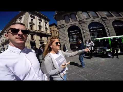 Italy trip ( Rome, Florence, Parma, Rimini & San Marino) Gopro 2016
