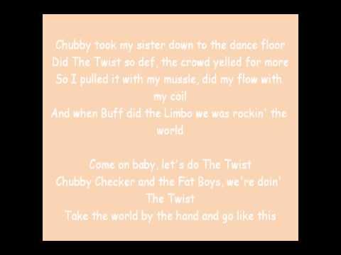 The Fat Boys - The Twist