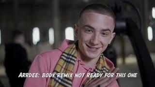 Russ Millions x Tion Wayne - BODY Remix BTS