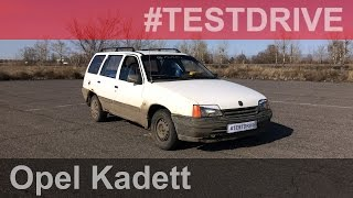 #Testdrive Opel Kadett E Caravan [1989]