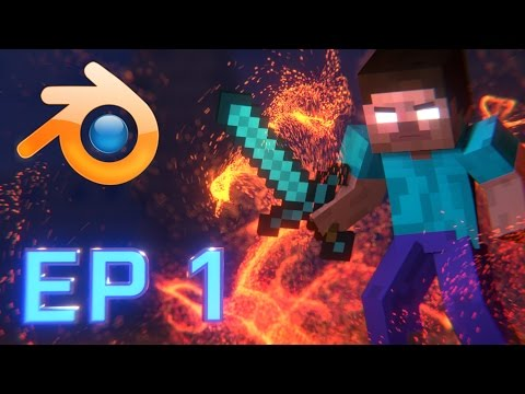 Minecraft Animation Tutorial Episode 1: Getting Started (Ble