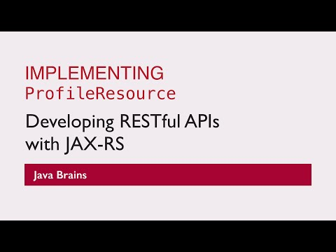 REST Web Services 11 - Setting Up - YouTube