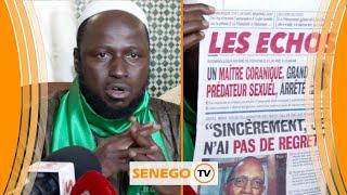 Habibou Guèye accusé de viol à Quakam n'est pas un maître coranique…