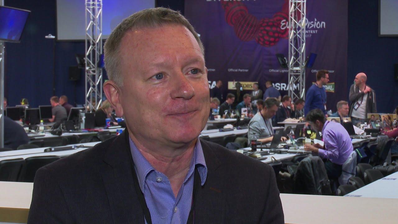 Interview With Jon Ola Sand Eurovision Executive