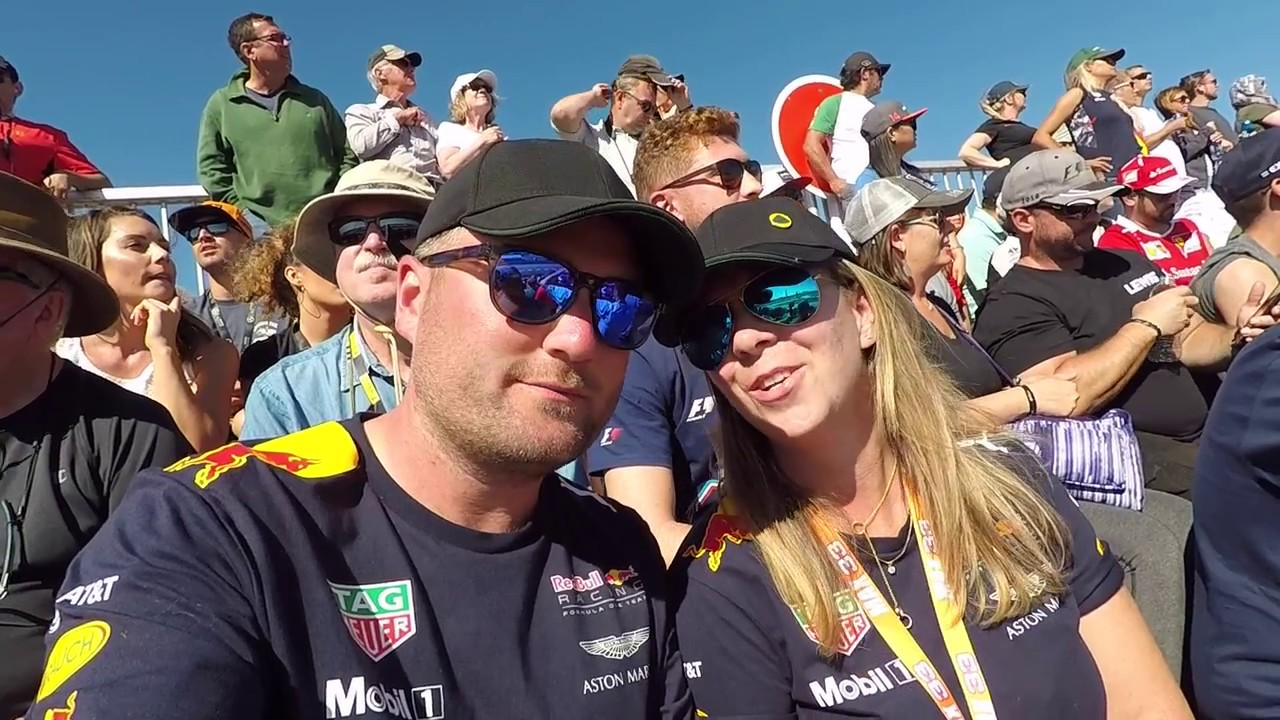 Austin Formula 1 Race - 2017. Views from Turn 12 - YouTube