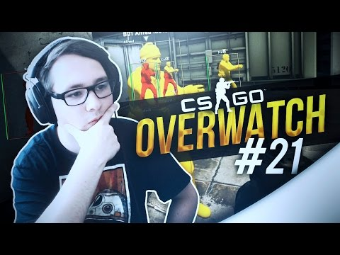 TOXIC PLAYERS ?! CS:GO OVERWATCH #21