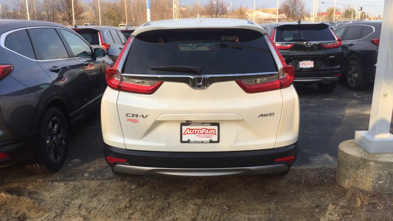 Download 2018 CR-V EX-L White Orchid Pearl