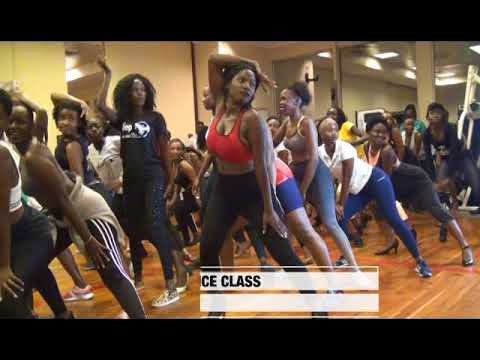 BackStage: The Launch Of Dance Class
