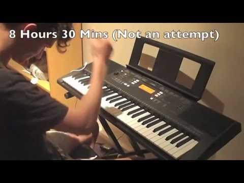 Learning 'River Flows In You' (Yiruma) In 10 Hours