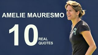 Amélie Mauresmo 10 Real Life Quotes on Success | Inspiring | Motivational Quotes